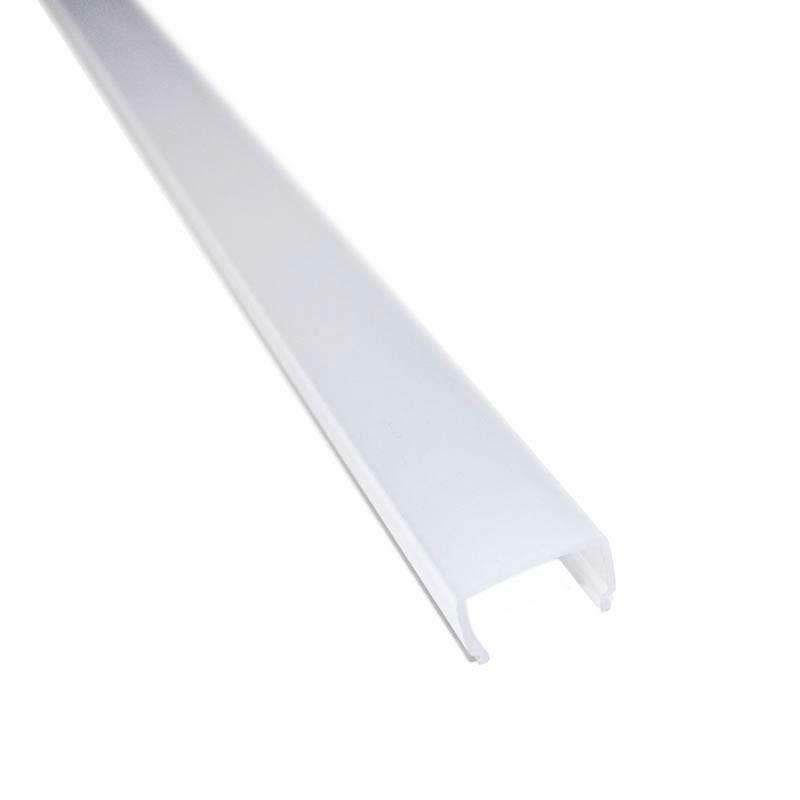 Cubierta translúcida para perfil ALKAL SUSPEND, 2 metros